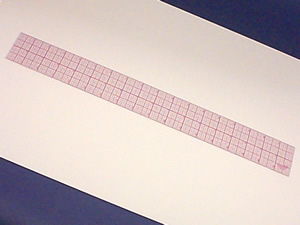 See through Graphic Ruler